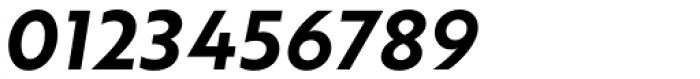 Brother 1816 Bold Italic Font OTHER CHARS