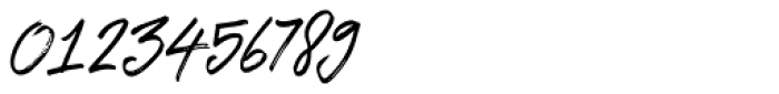 Brouillard Italic Font OTHER CHARS
