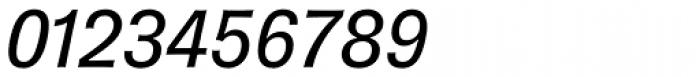 Brown Pro Medium Italic Font OTHER CHARS