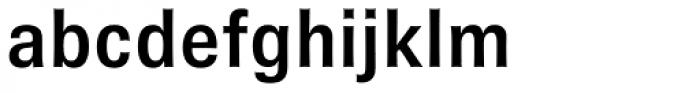 Brown Pro SemiBold Font LOWERCASE