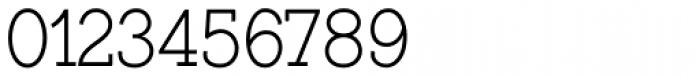 Brownstone Slab Light Font OTHER CHARS