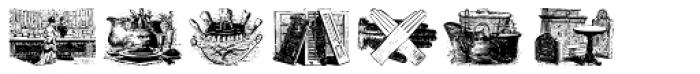Bruce Miscelania Medium Font UPPERCASE