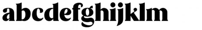 Brume Regular Font LOWERCASE