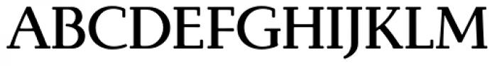 Brunch Pro Medium Font UPPERCASE