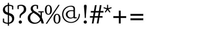 Brunch Pro Regular Font OTHER CHARS
