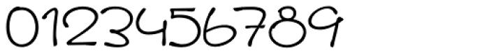 Brunette Font OTHER CHARS