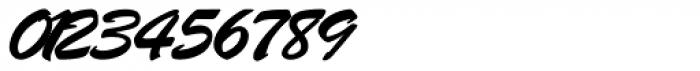 Brush Script SB Regular Font OTHER CHARS