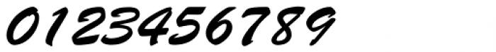 Brush Script Std Regular Font OTHER CHARS
