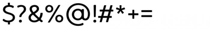 Brushability Sans Regular Font OTHER CHARS
