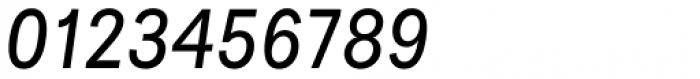Bruta Global Condensed Regular Italic Font OTHER CHARS