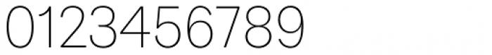 Bruta Pro Regular Extra Light Font OTHER CHARS