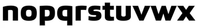 Bruum FY Black Font LOWERCASE