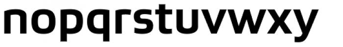 Bruum FY Bold Font LOWERCASE