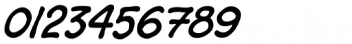 Bryan Talbot Italic Font OTHER CHARS