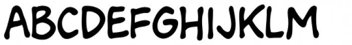 Bryan Talbot Lower Font UPPERCASE