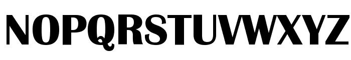 Britannic Bold Font UPPERCASE