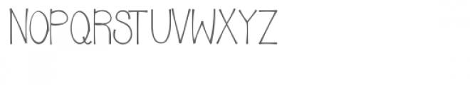 breezy font Font UPPERCASE