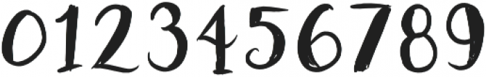BSD Emelie Regular otf (400) Font OTHER CHARS