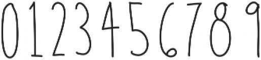 BSDRockland ttf (400) Font OTHER CHARS
