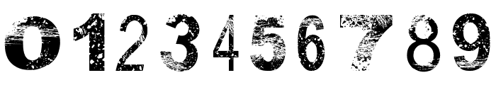 BSB DF 50 Font OTHER CHARS