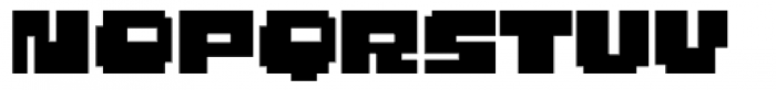 Bs Archae Heavy Font LOWERCASE