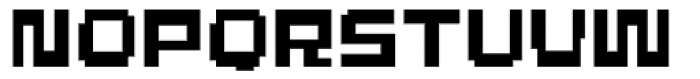 Bs Archae Font LOWERCASE