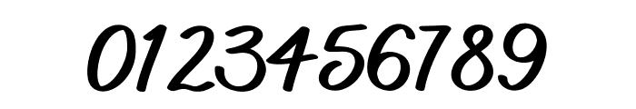 BTX-ITTALLY Regular Font OTHER CHARS
