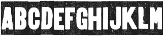 BUKA otf (400) Font LOWERCASE