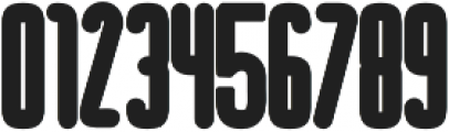 BUNK Base 2 otf (400) Font OTHER CHARS