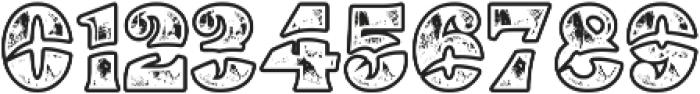 Buadaze otf (400) Font OTHER CHARS