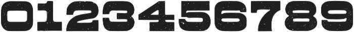 Buckboard Regular otf (400) Font OTHER CHARS