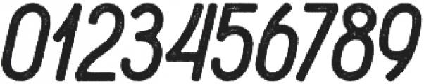Bucks otf (400) Font OTHER CHARS