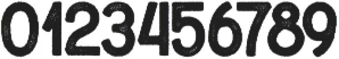 Bucks san otf (400) Font OTHER CHARS