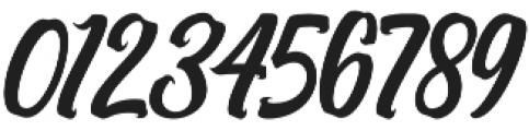 Buckskin Script Regular otf (400) Font OTHER CHARS