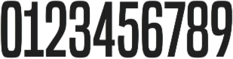 Built Regular otf (400) Font OTHER CHARS