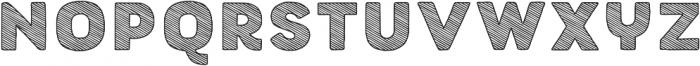 Buket Fat Sketch2 otf (800) Font LOWERCASE