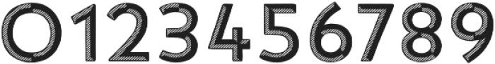 Buket Retro Prisma otf (400) Font OTHER CHARS