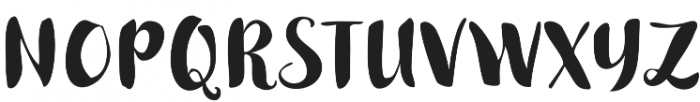 Buket Script Sans otf (400) Font UPPERCASE