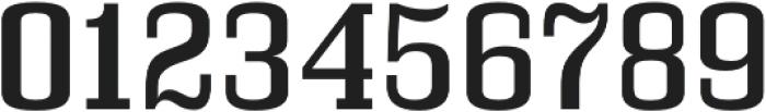 Bullpen Regular otf (400) Font OTHER CHARS
