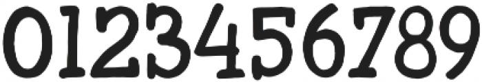 Bullstander Slab otf (400) Font OTHER CHARS