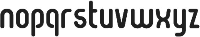 Bumble ttf (400) Font LOWERCASE