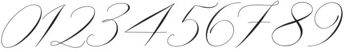 Bungalow script Regular otf (400) Font OTHER CHARS