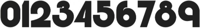 Bunya otf (900) Font OTHER CHARS