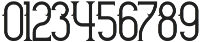 Bureno Regular otf (400) Font OTHER CHARS