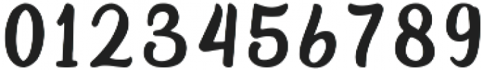 Burgundy Regular ttf (400) Font OTHER CHARS
