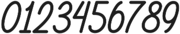 Burline Script otf (400) Font OTHER CHARS