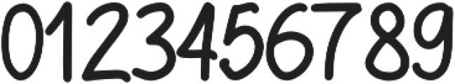 Burston  otf (400) Font OTHER CHARS