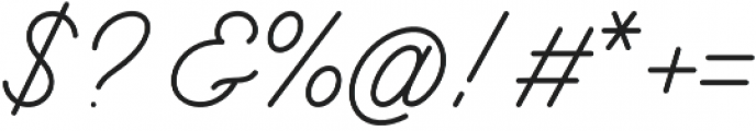 Burtons Script otf (400) Font OTHER CHARS