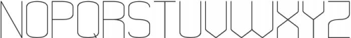 Butik Klar 2.0 otf (300) Font UPPERCASE
