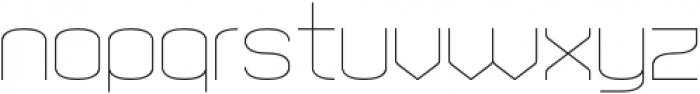 Butik Klar 2.0 otf (300) Font LOWERCASE
